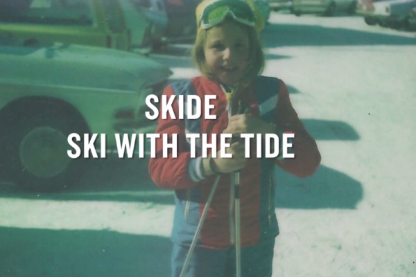 Skide: Ski with the tide