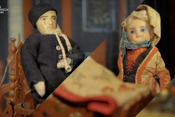 Bioscoopcommercial De wereld achter een poppenhuis