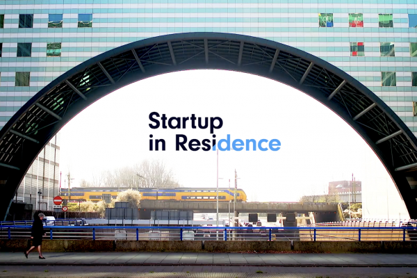Startup in Residence The Hague